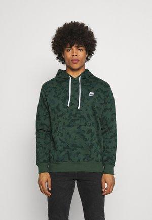 CLUB HOODIE - Sweatshirt - galactic jade