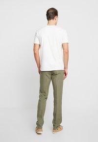 Marc O'Polo - Trousers - olive - 2