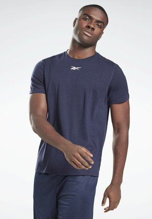 WORKOUT READY  - T-shirt - bas - blue