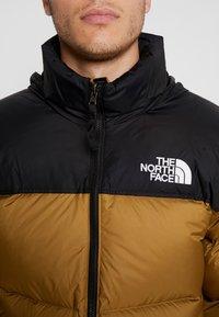 The North Face - 1996 RETRO NUPTSE JACKET - Untuvatakki - british khaki - 4