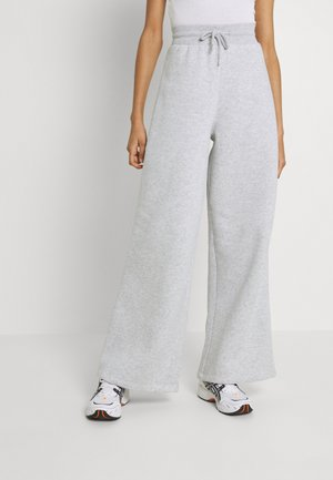 MY BEST PANTS - Tracksuit bottoms - grey melange