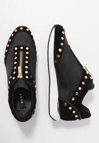 DKNY - AVRYL - Sneakers basse - black - 3