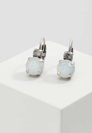 BALLROOM - Earrings - white