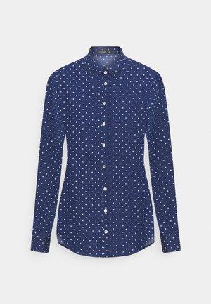 CARRY - Button-down blouse - dunkelblau