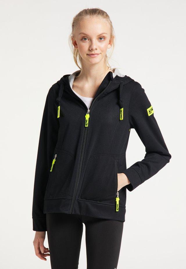 Sportovní bunda - schwarz