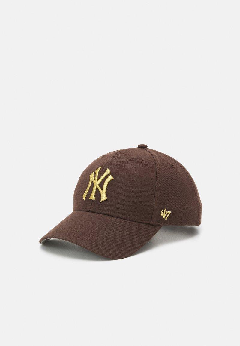 '47 - NEW YORK YANKEES SNAP UNISEX - Cap - brown