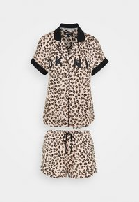 DKNY Intimates - CITY COOL - Pyjamas - brown - 3