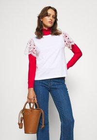 See by Chloé - Print T-shirt - white - 7