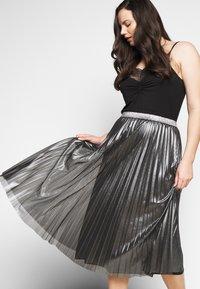 Persona by Marina Rinaldi - Pleated skirt - black - 3