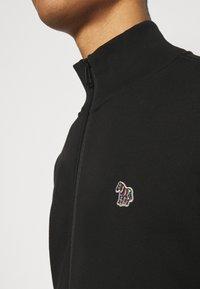 PS Paul Smith - MENS REG FIT ZIP TOP - Zip-up hoodie - black - 5