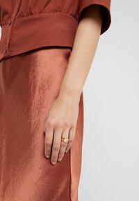 Maria Black - PEACH RING - Anello - gold-coloured - 1