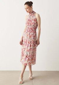 IPEKYOL - Day dress - fuschia - 1