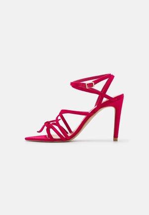 RELANA - Sandals - deep pink