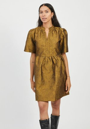 Cocktail dress / Party dress - tapenade