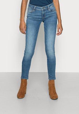 POWER SKINNY - Jeans Skinny Fit - blue drum
