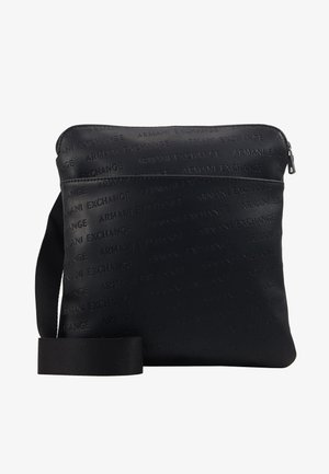 SMALL CROSSBODY BAG - Borsa a tracolla - black