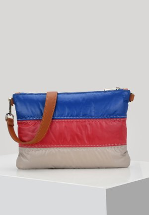 CROSSBODY BAG CLAIRE - Across body bag - blue