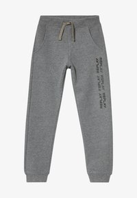 Replay - Tracksuit bottoms - mottled grey - 3