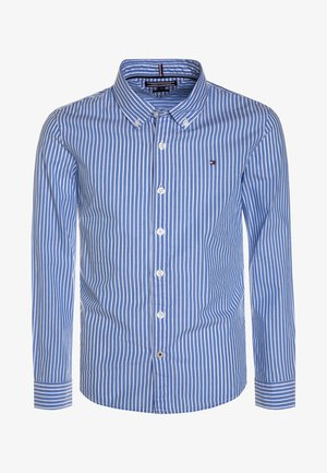 BOYS STRIPE - Shirt - blue