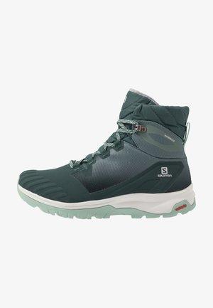 VAYA BLAZE CSWP - Zimní obuv - green gables/balsam grey/icy morn