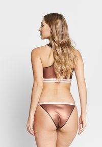 LOVE Stories - WILD ROSE - Bikini bottoms - copper - 2