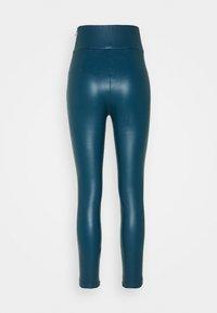 Guess - PRISCILLA  - Leggings - Trousers - blue opal - 1