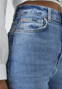 PULL&BEAR - Bootcut jeans - blue - 4