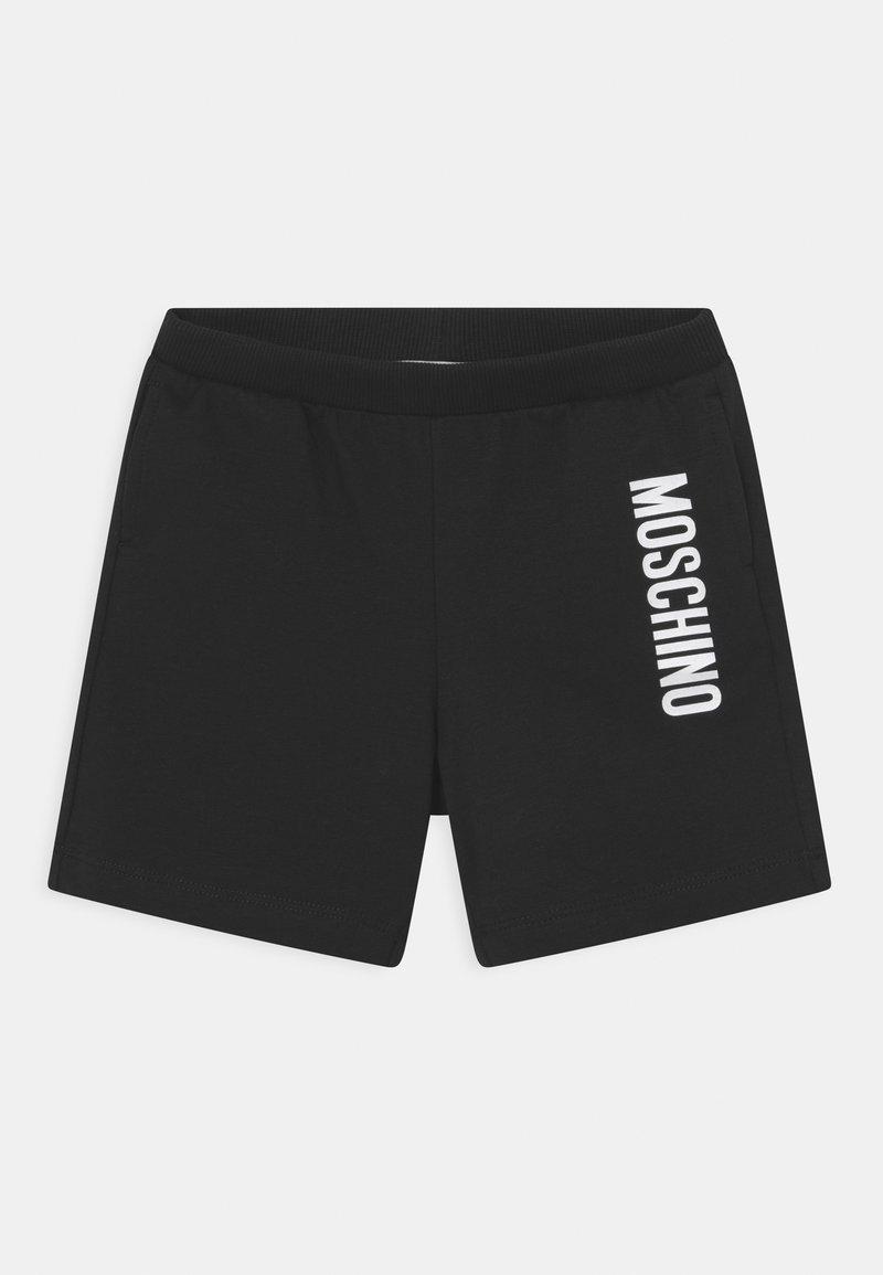 MOSCHINO - ADDITION UNISEX - Shorts - black