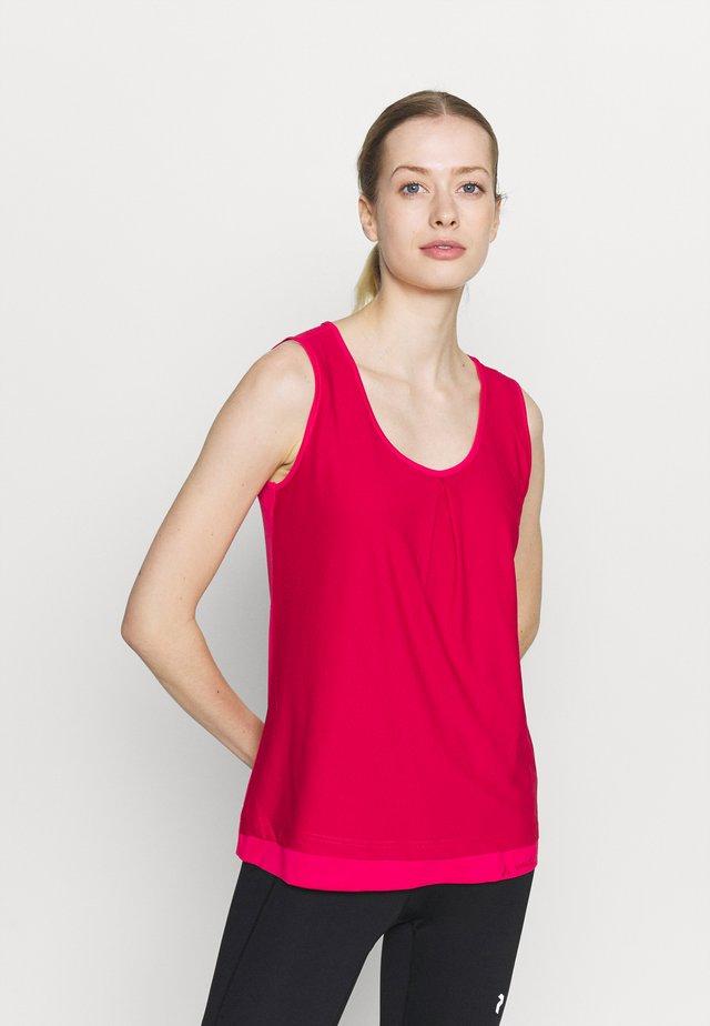 WOMENS SKOMER - Top - crimson red