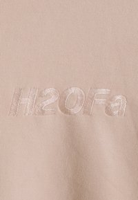 H2O Fagerholt - CREAM DOCTOR ONECK - Mikina - rosewater - 2