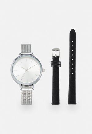SET - Watch - black/silver