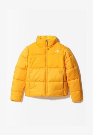 W SAIKURU JACKET - Snowboard jacket - summit gold/utility brown
