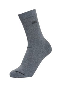Superdry - FIVE PACK - Socks - oatmeal/pink/ gray marl/anthracite marl/ - 5