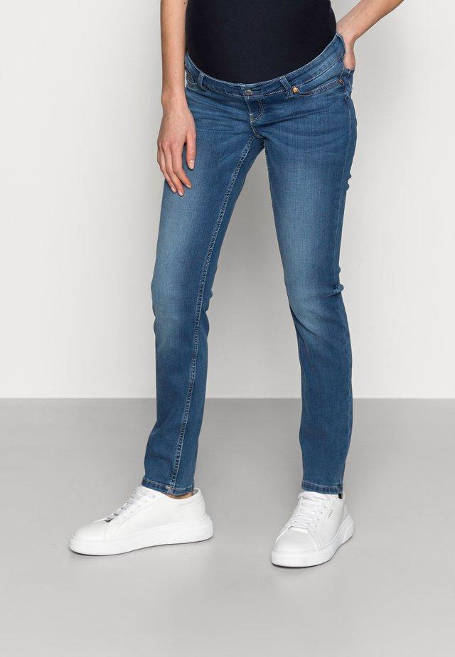 TOVA SOFT  - Skinny džíny - denim