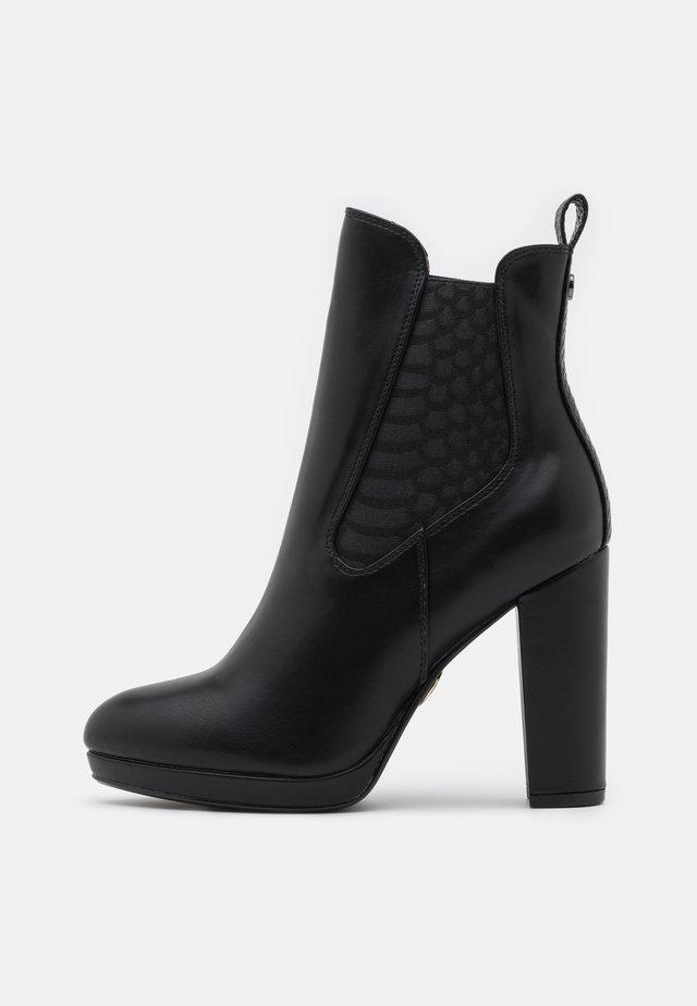 MICAIAH - Bottines à talons hauts - black