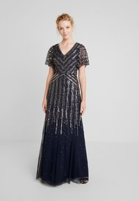 Anna Field - Ballkleid - dark blue - 2