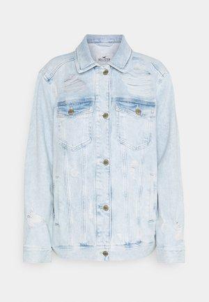 SHREDDED BOYFRIEND  - Jeansjakke - indigo
