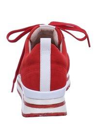 Gerry Weber - CALIFORNIA  - Sneakers laag - rot-kombi - 2