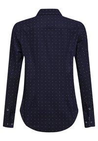 Sir Raymond Tailor - Button-down blouse - navy - 1