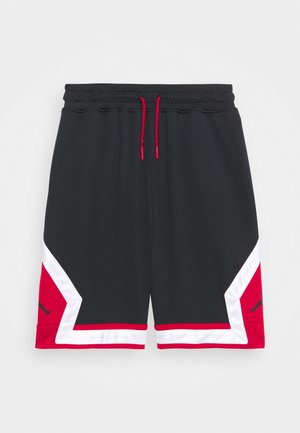 JUMPMAN DIAMOND SHORT UNISEX - Sports shorts - black