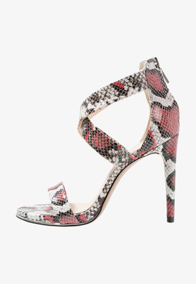BROOKE - Sandaler med høye hæler - mauve