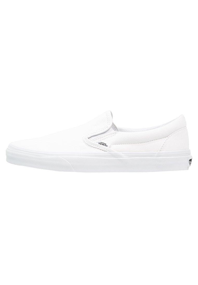 CLASSIC SLIP-ON - Mocassins - true white