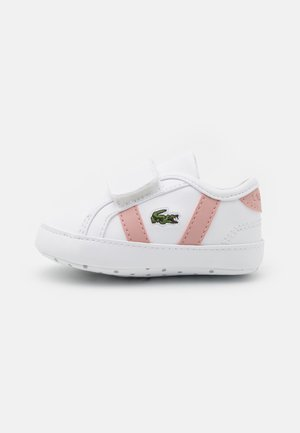 SIDELINE CRIB - Chaussons pour bébé - white/light pink