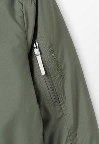Didriksons - ROCIO KIDS JACKET - Outdoor jacket - khaki - 6