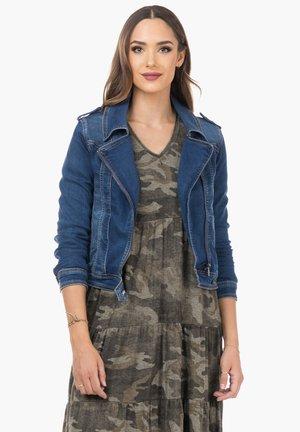 TYP PERFECTA - Denim jacket - azul índigo