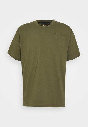 BASICS UNISEX - Basic T-shirt - olive