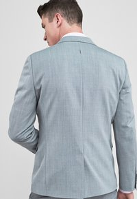 Next - STRETCH TONIC SUIT: JACKET-SLIM FIT - Giacca elegante - light grey - 2