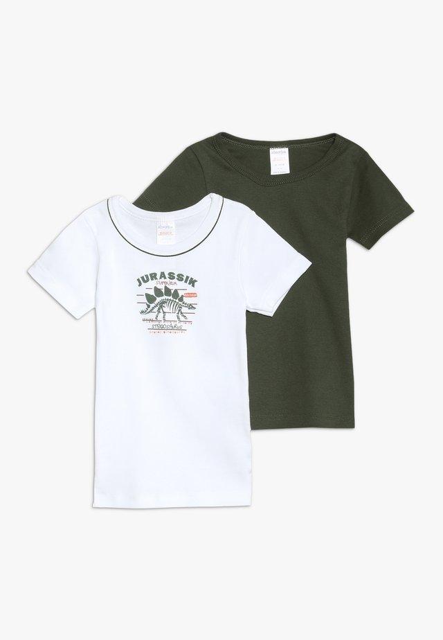 LOT 2 Pack - Hemd - blanc