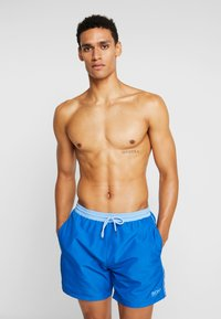 BOSS - STARFISH - Swimming shorts - bright blue - 0