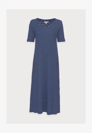 WAFFLE DRES - Sukienka z dżerseju - dark blue